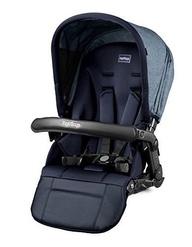 Peg Perego Pop-Up Seat for Team, Duette and Triplette Strollers, Horizon (IS0328NA62TG41DX51)