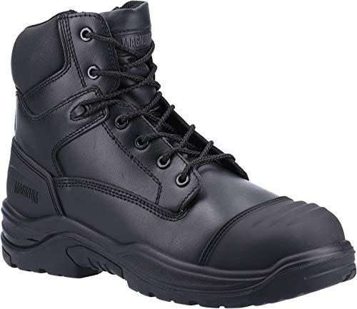 Magnum Roadmaster - Botas de seguridad para hombre, color negro, color Negro, talla 43 EU