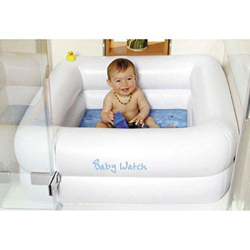 Babypool 85x85 Planschbecken Baby Watch Kinder Badewanne Dusche Wanne Pool Bad