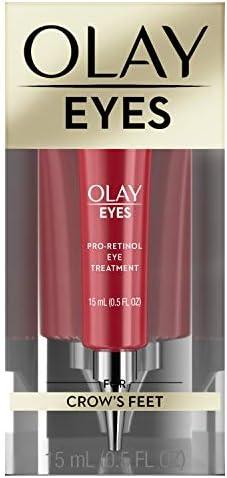 Olay Eyes Depuffing Eye Roller for bags under eyes, 0.2 fl oz