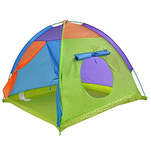 YFFSBBGSDK Tente de Camping 1Pc Grande Tente pour Enfants Tente de Camping en Plein air Tente de Jeu de Piscine à balles Portable pour Enfants