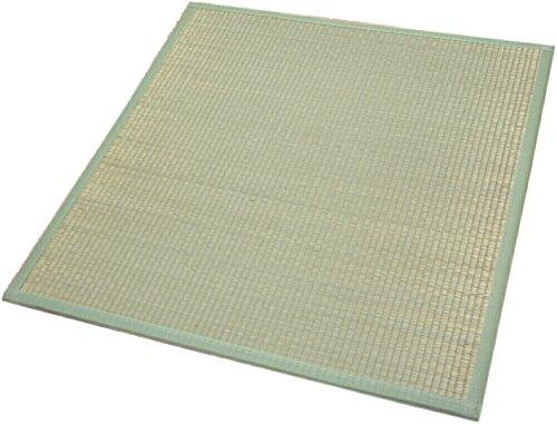 ユニット畳82x82cm:半畳サイズ1枚単品 【不織布貼、スベリ止め加工、木製ボード使用】