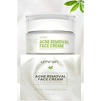 UMRAN Anti-Acne Treatment Cream, Acne Removal, ...