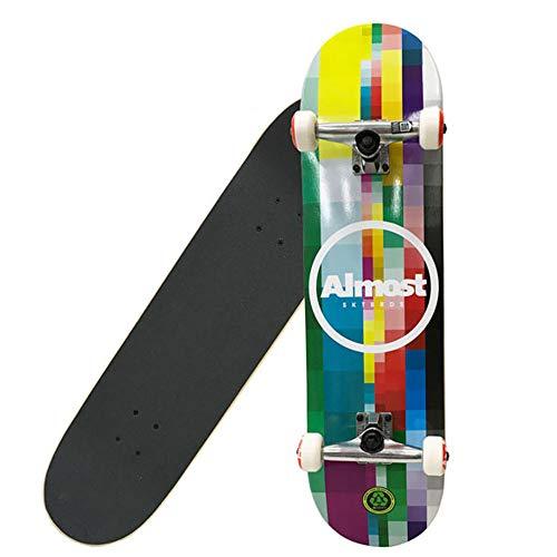 Almost Rasterized Skateboard, 21 cm