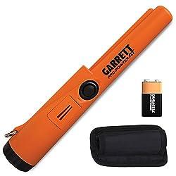 Image of Garrett 1140900 Pro-Pointer AT Waterproof Pinpointing Metal Detector, Orange: Bestviewsreviews