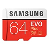 Samsung EVO Plus マイクロSDカード 64GB microSDXC UHS-I U1 100MB/s Full HD & 4K UHD Nintendo Switch 動作確認済 MB-MC64HA/EC 国内正規保証品