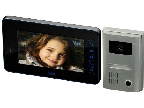 SCS Sentinel Sofia M1E8 Top B - Interfono con vídeo