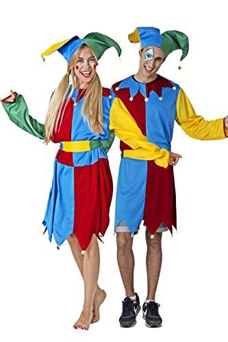 Costumizate! Disfraz de Bufn Adulto Especial para Fiestas de Disfraces y Carnaval Talla Unica