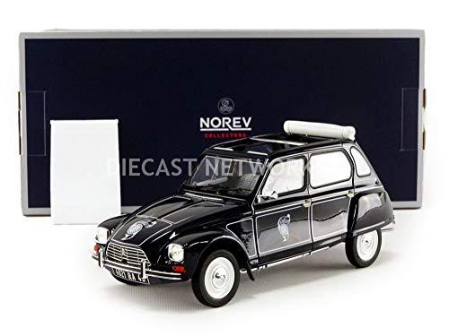 Norev® NV181622 1977 Citroen Dyane 6 Modelo Kit Caban, Escala 1:18