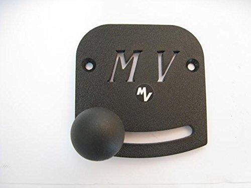 MV Halter für Navigeräte am Bremsflüssigkeitsbehälter für Roller T-Max