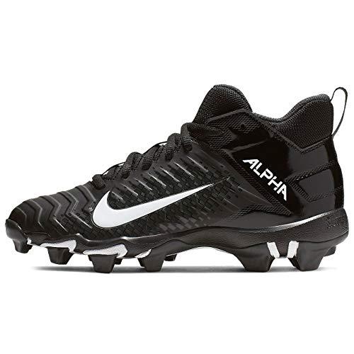 Nike Alpha Menace Shark 2 Big/Little Kids Football Cleat Aq7654-001 Size 5