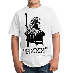 The Witcher Hmm Geralt Unisex Kids T-Shirt Children's Camiseta
