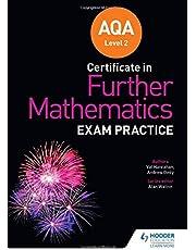 AQA Level 2 Certificate in Further Mathematics: Exam Practice