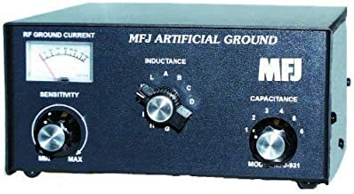 MFJ Enterprises Original MFJ-931 1.8-30 MHz HF Artificial RF Ground.