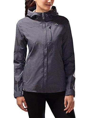 PARADOX Women's Platinum Waterproof Rain Jacket (Small, Spectra)