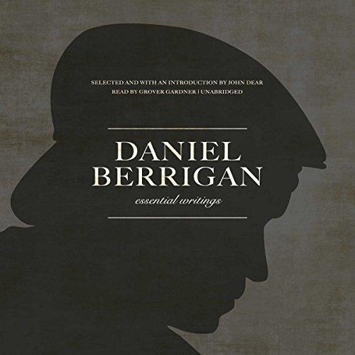 Daniel Berrigan audiobook cover art