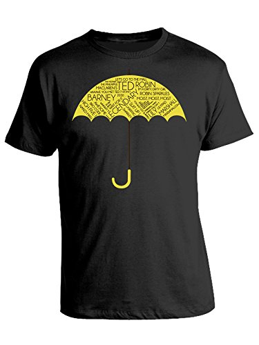 bubbleshirt Tshirt How i Met Your - Serie TV - in Cotone by