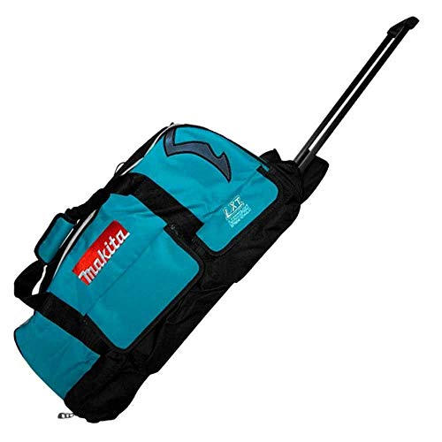 Makita 831279-0 Tool Bag for LXT600, 18 V, Blue, 38 x 36 x 70 cm