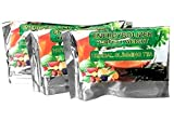 Energybolizer Perfect Weight Herbal Slimming Tea APPLE MANGO FLAVOR. All Natural colon cleanse and complete digestive support. - PACK OF 3 COMBO