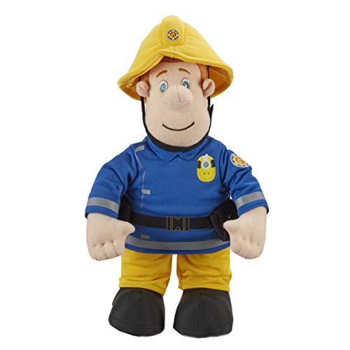 Fireman Sam 12' Talking Solt Toy [Toy]