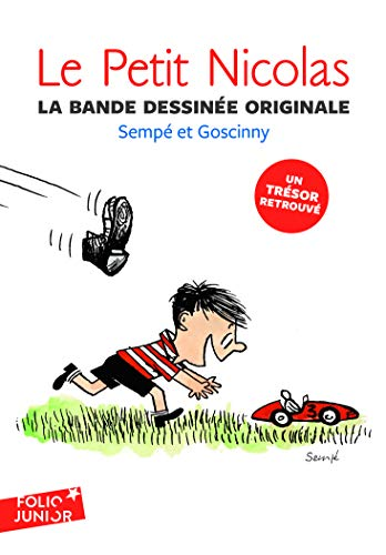Le Petit Nicolas: La bande dessinée originale (Folio Junior)