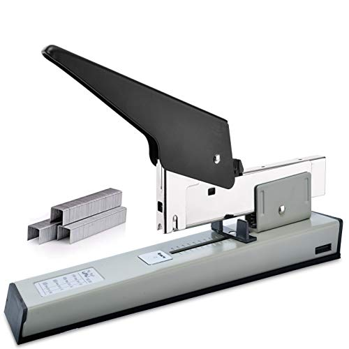Mr Pen Heavy Duty Stapler with 1000 Staples 100 Sheet High Capacity Office Stapler Desk Stapler Big Stapler Paper Stapler Commercial Stapler Large Stapler Industrial Stapler Heavy Stapler