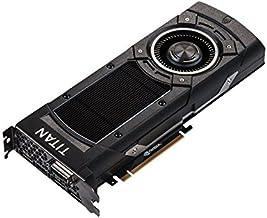 ASUS GeForce GTX TITAN X Graphics Card, 12GB GDDR5 384-Bit, PCI Express 3.0 HDCP Ready SLI Support Video Card (GTXTITANX-1...
