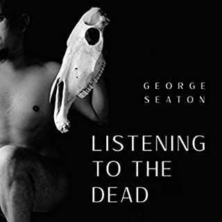 Listening to the Dead audiobook cover art