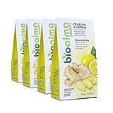 Naturalma Organics set Caramelle Biologiche allo Zenzero & Limone - 4pz