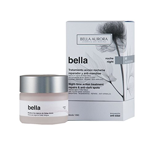 Bella Aurora Bella Crema Facial Noche Anti-Arrugas y Anti-
