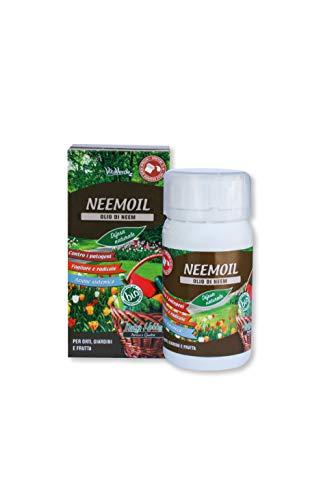 Vitaverde NEEMOIL neemolie concentraat en biologisch concentraat tegen groenten en fruit, 250 ml