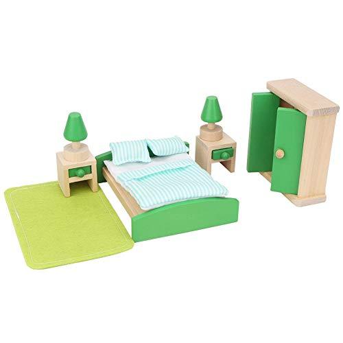 Holz Simulation Schlafzimmer