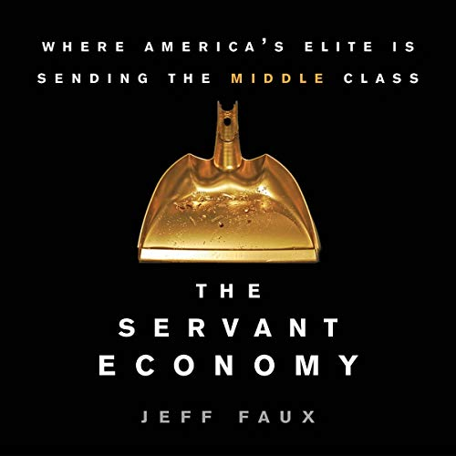 The Servant Economy  By  cover art
