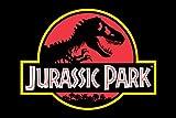 Jurassic Park - Classic Logo - Dinosaurier - Film Kino
