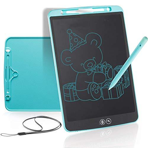 bhdlovely 8.5 Pollici LCD Scrittura Tablet - con Disegno Aritmetico e Disegno a Colori Lavagna Bambini