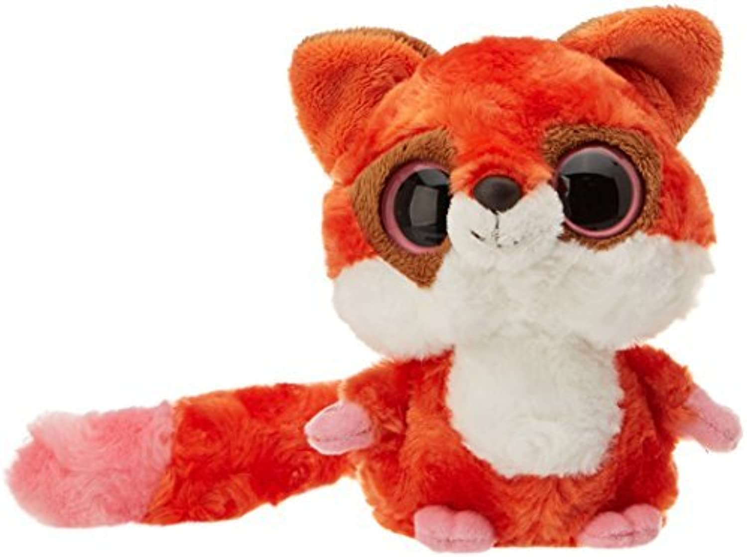 5 Yoohoo & Friends Ruby rot Fox Soft Toy by Aurora