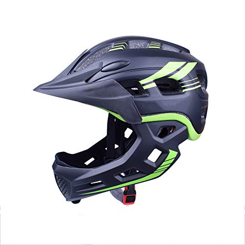 T-XYD fietshelm kind, evenwicht glijbaan fietshelm 3-8 jaar oude volledige helmen en helmen kan vrij worden veranderd