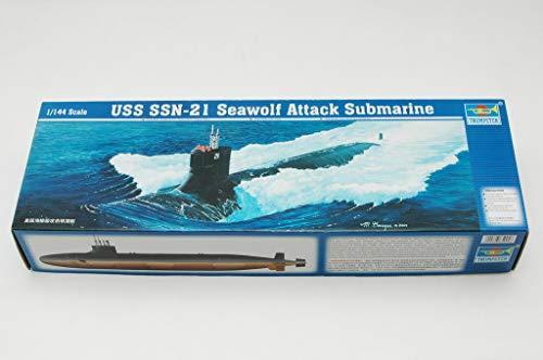 Trumpeter 05904 Modellbausatz U-Boot USS SSN-21 Seawolf