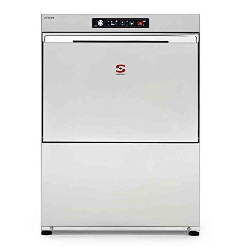 Lave-vaisselle frontal X-Tra panier 50 x 50 cm - Rinçage à température constante