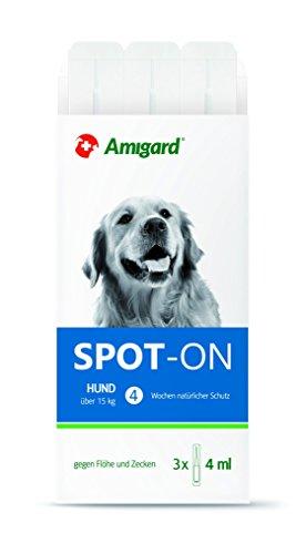 Amigard Spot-On Hund über 15 kg 3X 4 ml