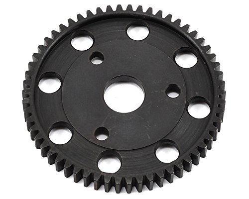 Robinson Racing Products Spur Gear, Blackened Steel, 32P, 58T: Axial Wraith, RRP1558