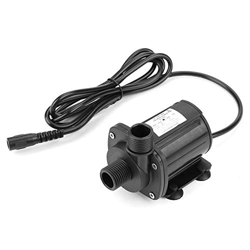 JT-1000B-24 DC Brushless Wasserpumpe Mini High Hydraulic Head Tauchwasserpumpe 24V -20 ℃ -90 ℃