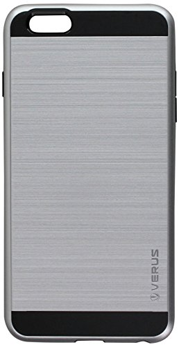 iPhone 6S Plus Case, Verus [Verge][Satin Silver] - [Heavy Duty][Military Grade Drop Protection][Slim Fit] for Apple iPhone 6S Plus 5.5