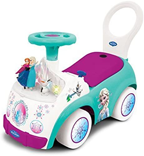 Kiddieland Toys Limited Disney's Frozen Magical Adventure Activity Ride On by Kiddieland - Import