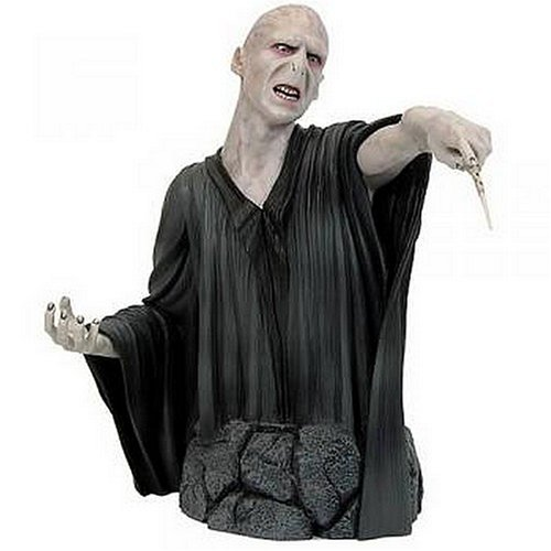 Harry Potter Voldemort Mini Bust by Gentle Giant image