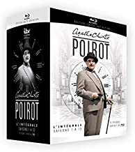 Agatha Christie: Poirot - The Definitive Collection (13 Series) - 46-Disc Box Set ( Agatha Christie's Poirot ) (Blu-Ray)