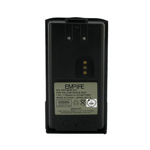 Great Features Of Harris P5200 2-Way Radio Battery (Ni-CD 7.2V 1300mAh) Rechargeable Battery - Repla...