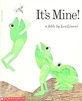 Paperback It's Mine! Book