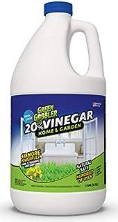 Green Gobbler | Concentrated 20% Natural Vinegar | Multi Purpose - Home&Garden