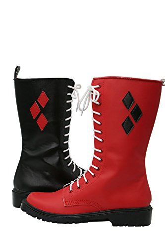 41c405v9PtL Harley Quinn Shoes